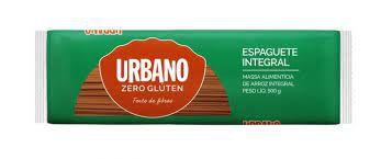 MACARRAO INTEGRAL ESPAGUETE URBANO ZERO GLUTEN 500G