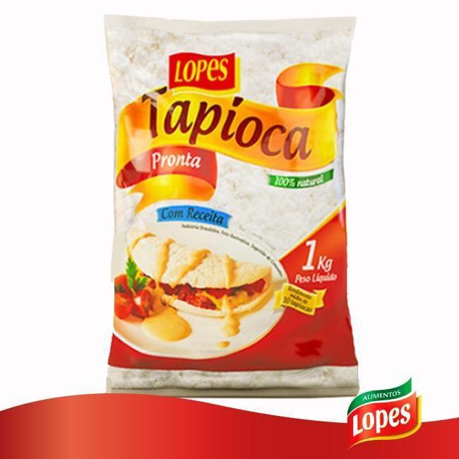 TAPIOCA PRONTA LOPES 1 KG