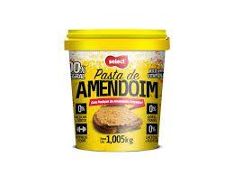 Pasta de Amendoim Granulado 1,005kg Select