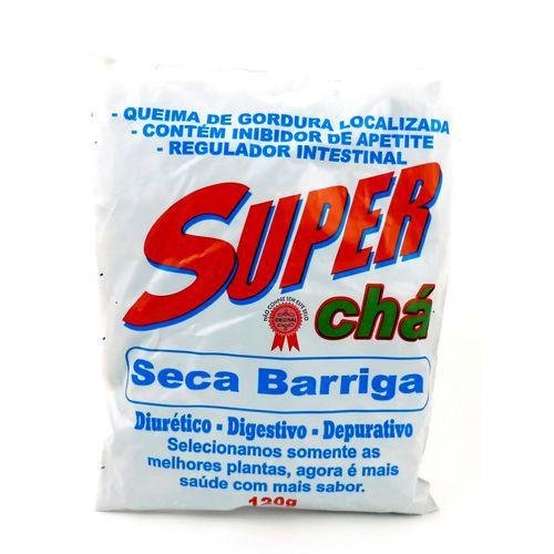 SUPER CHA SECA BARRIGA ORIGINAL - 120G FARMACOPEIA BRASILEIRA