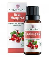 OLEO VEGETAL DE ROSA MOSQUETA - 10ML PHYTOTERAPICA
