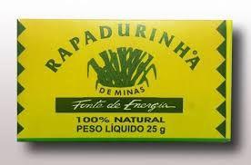 RAPADURINHA DE MINAS 25G
