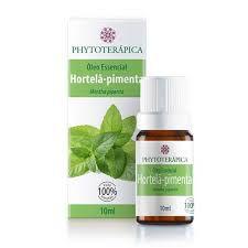 OLEO ESSENCIAL DE HORTELA PIMENTA (MENTHA PIPERITA) 100% NATURAL 10ML - PHYTOTERAPICA