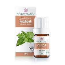 OLEO ESSENCIAL DE PATCHOULI - 5ML - PHYTOTERAPICA