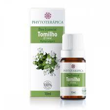 ÓLEO ESSENCIAL DE TOMILHO BRANCO - 10ML - Phytoterápica