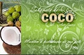 SABONETE DE COCO 90G BIONATURE