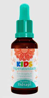 FLORAL KIDS HIPERACALME AGITACAO E HIPERATIVIDADE   30ML   THERAPI