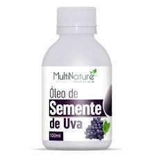 OLEO DE SEMENTE DE UVA 100ML MULTINATURE