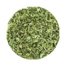 Pimentão Verde Desidratado em Flocos - 20g