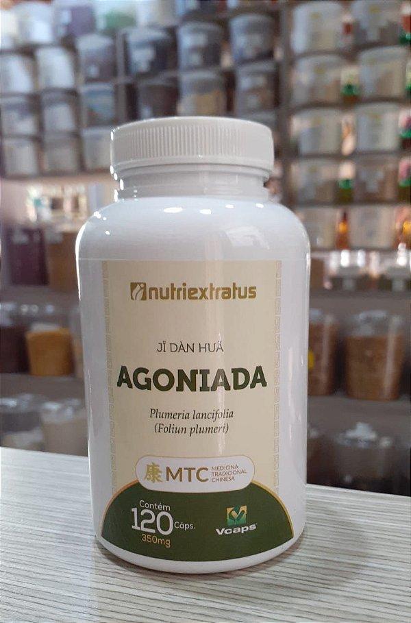 AGONIADA - 120 CAPSULAS - 350MG - NUTRI EXTRATUS
