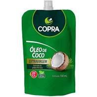 OLEO DE COCO EXTRA VIRGEM - SACHE 100ML - COPRA