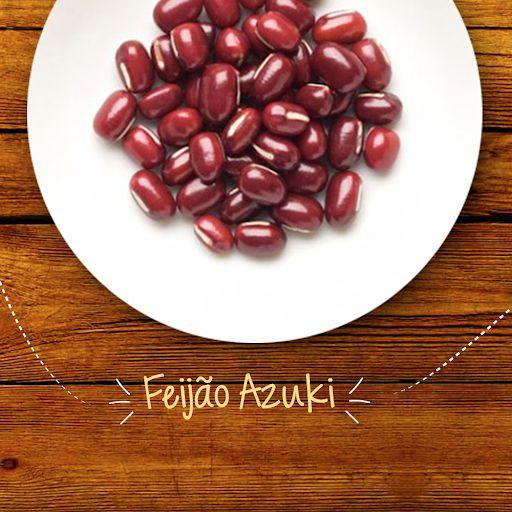 FEIJAO AZUKI - 100G