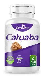 Catuaba - 60 cápsulas - 500mg - Denature