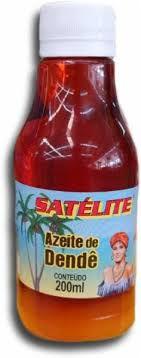 AZEITE DE DENDE SATELITE 200ML