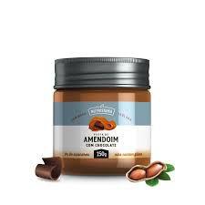 PASTA DE AMENDOIM COM CHOCOLATE 150G NUTRISSIMA