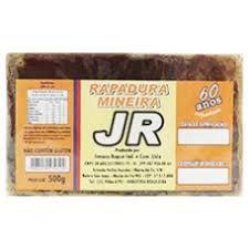 Rapadura Mineira - 600g - JR