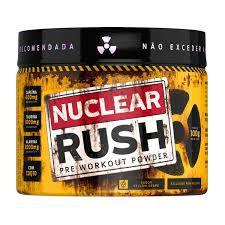 PRE TREINO NUCLEAR RUSH  SABOR GUARANA - 100G - BODY ACTION