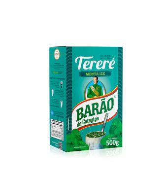 Tereré Menta E Ice 500g - Barão De Cotegipe
