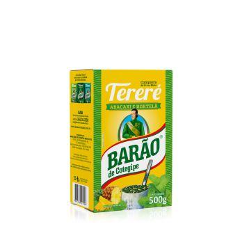 TERERE ABACAXI & HORTELA BARAO - 500G