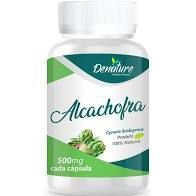 Alcachofra 60 cápsulas - 500mg - Denature
