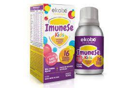 IMUNESE KIDS SABOR TUTTI-FRUTTI- 50ML - EKOBE