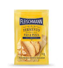 FERMENTO ORGANICO PARA PAO E PIZZA (SECO INSTANTANEO) - 10G - FLEISCHMANN
