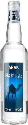 ARAK HABITUE 720 ML