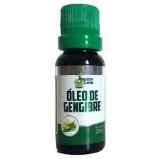 OLEO DE GENGIBRE 20ML AMAZON LEVE
