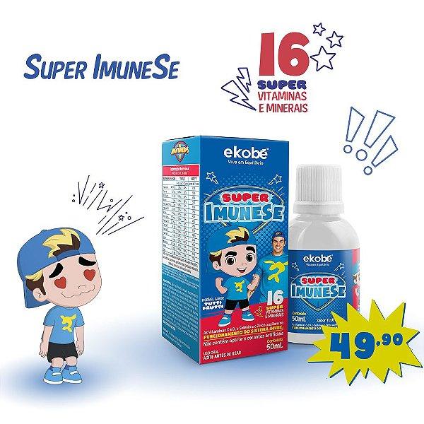 SUPER IMUNESE INFANTIL 50ML- EKOBE