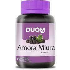 AMORA MIURA 60 CAPSULAS X 500MG DUOM