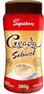 CAFE CEVADA SOLUVEL SUPERBOM 200G