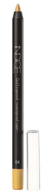 Gel Eyepencial 4 - True Gold - Lápis Delineador em Gel 1,5g