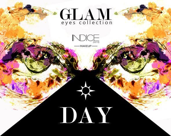 Glam Eyes Collection - Day