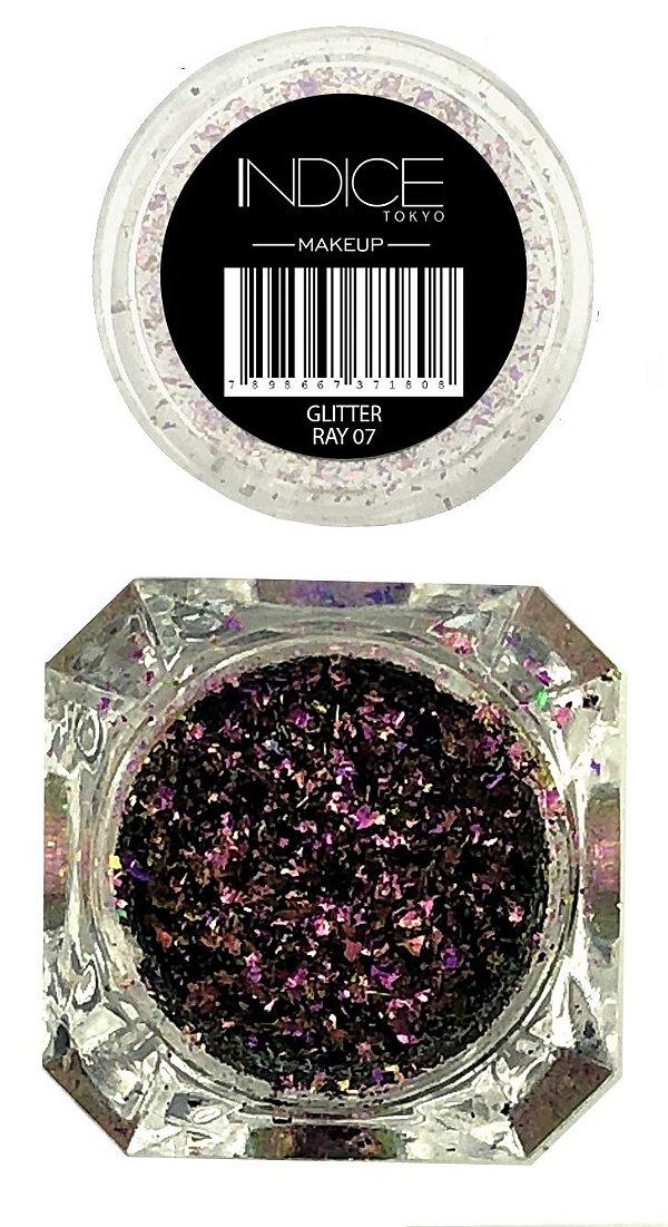 Glitter Ray 07 - Indice Tokyo - CHAMELEON FLAKES