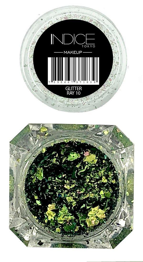 Glitter Ray 10 - Indice Tokyo - CHAMELEON FLAKES