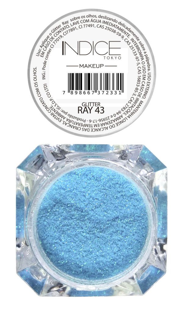 Glitter Ray 43 - Indice Tokyo