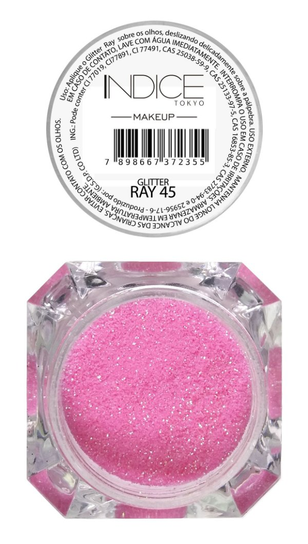 Glitter Ray 45 - Indice Tokyo