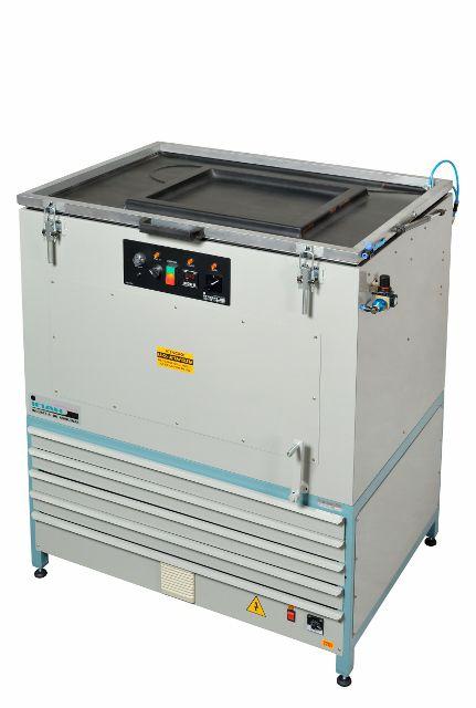 SOLARIS 80110 Gravadora de matrizes serigráficas