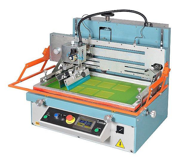 INDEX INB Impressora serigráfica de precisão