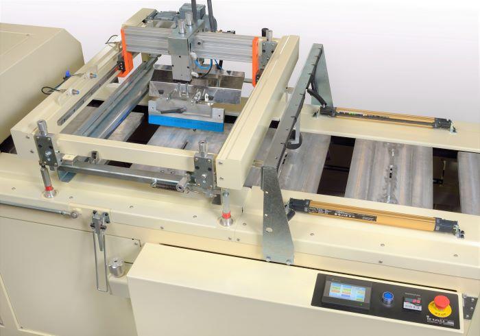 MULTIPLATE Impressora serigráfica automática 4 cores
