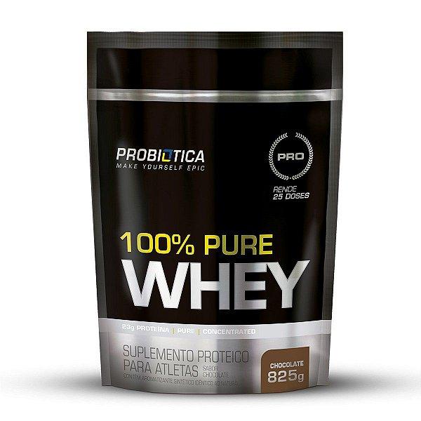 Whey Protein 100% Pure 825g - Probiotica