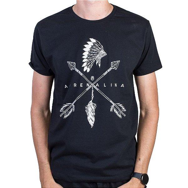 Camiseta Cocar Adrenalina