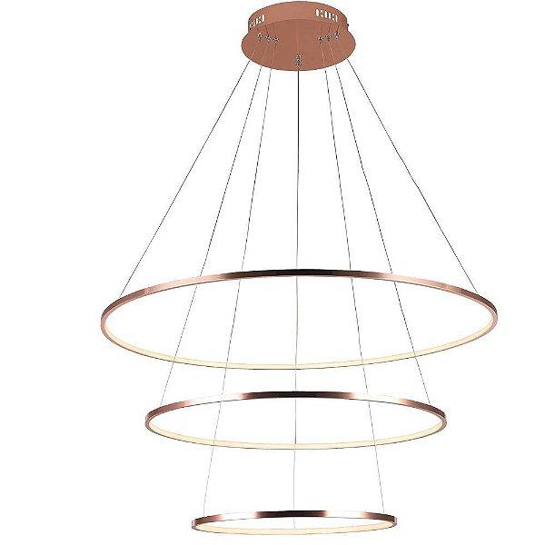 PENDENTE BIRDIE 80CM EM LED