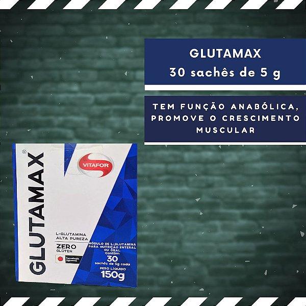 GLUTAMAX - 30 Sachês de 5 g