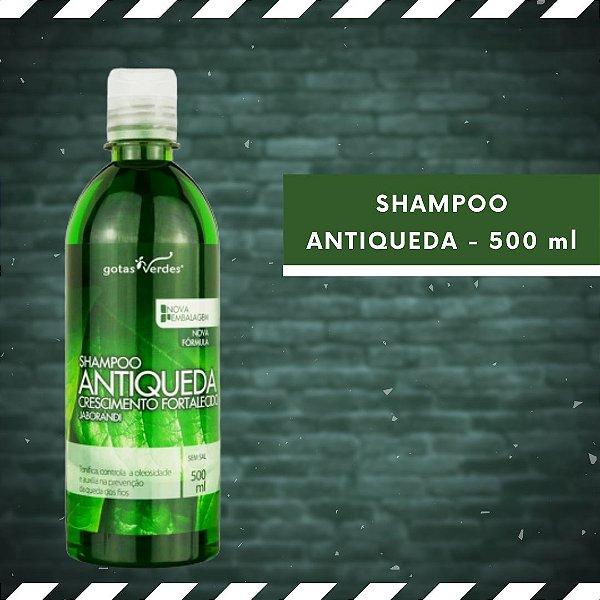 LINHA DE SHAMPOOS GOTAS VERDES - 500 ml