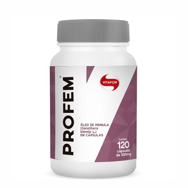 PROFEM - Óleo de Prímula - 120 Cáps 500mg
