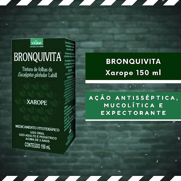 BRONQUIVITA - Xarope 150 ml