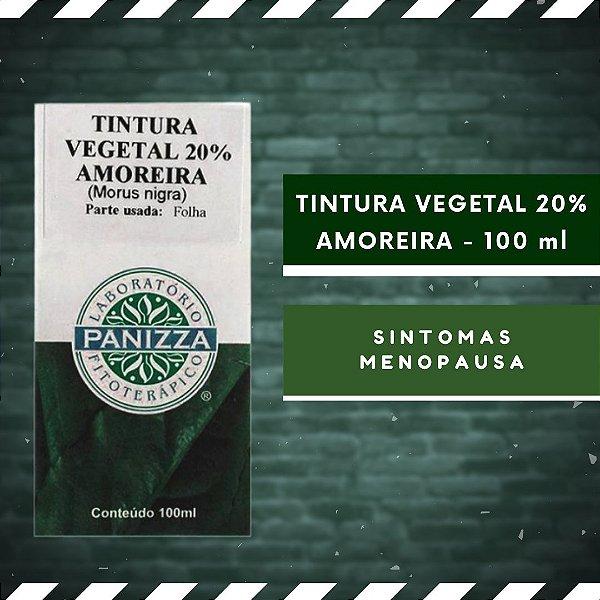 TINTURA VEGETAL 20% AMOREIRA - 100 ml