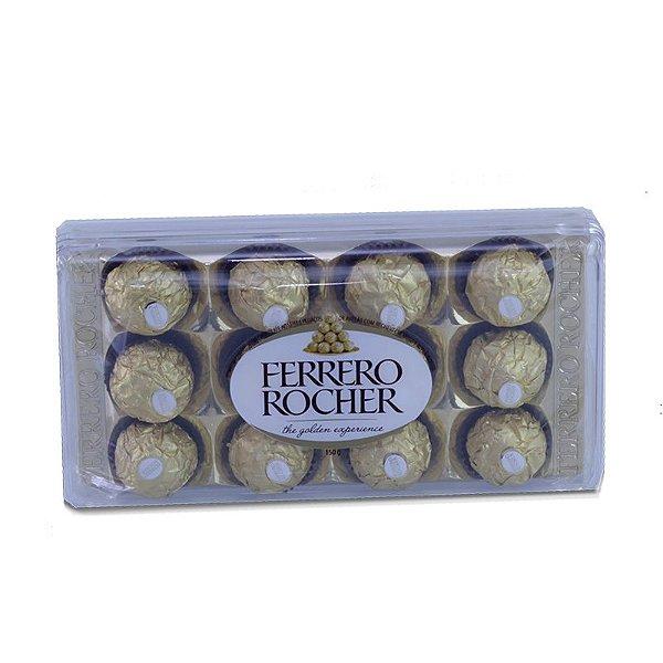Chocolate Ferrero Rocher com 12