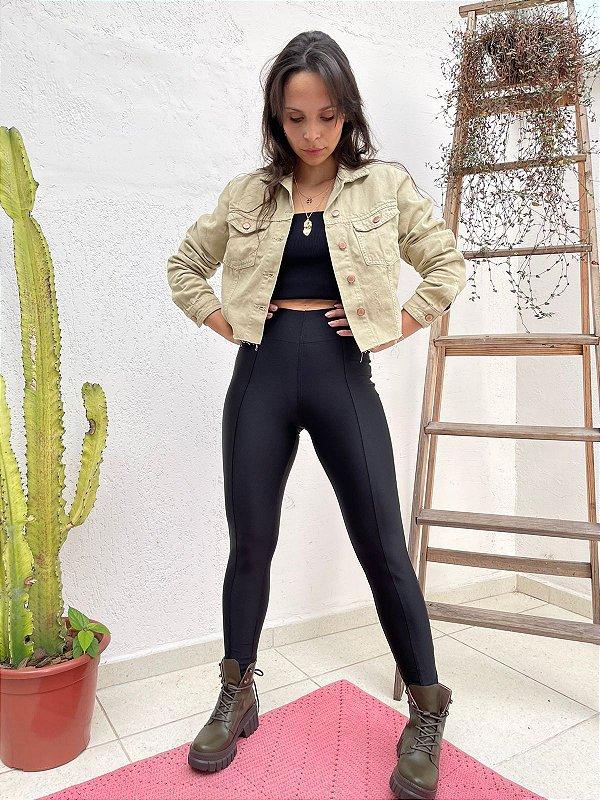 Jaqueta jeans Joana